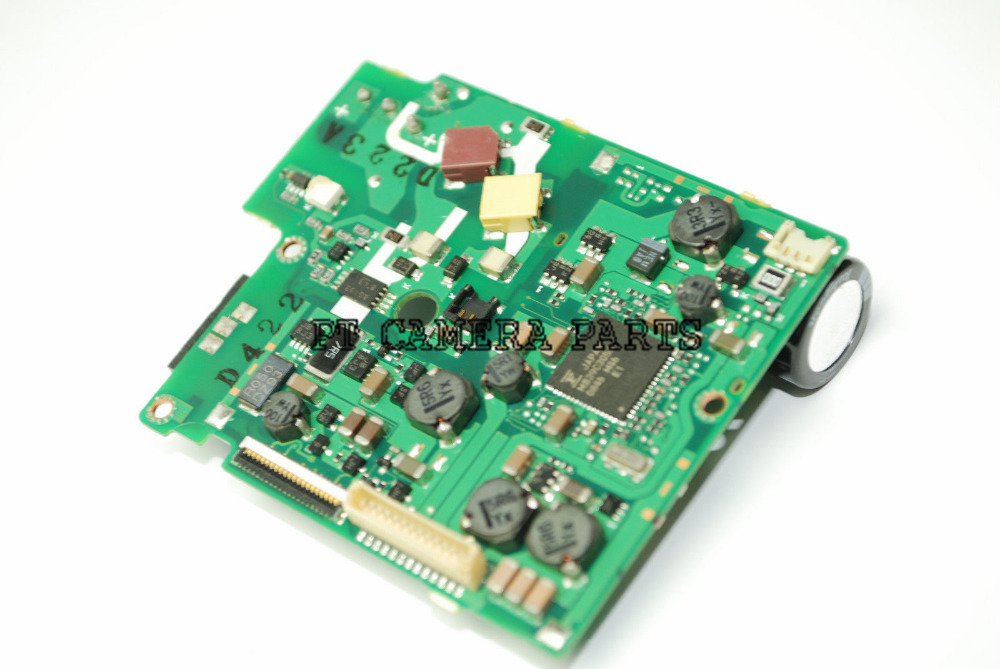 Free Shipping 100 Original 500D Rebel T1i Kiss X3 DC DC Power Board Flash PCB Board