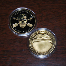 Free Shipping,3pcs Mix United States Army Special Forces Green Berets Challenge Coin