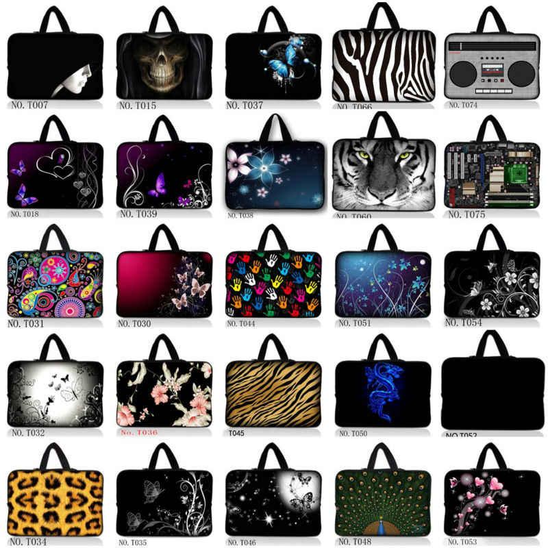 Новый 10,1 13,3 14 15,4 15,6 17,3 бабочка Тетрадь ноутбука чехол для планшета сумка-чехол для HP Dell Acer SAMSUNG ASUS Macbook