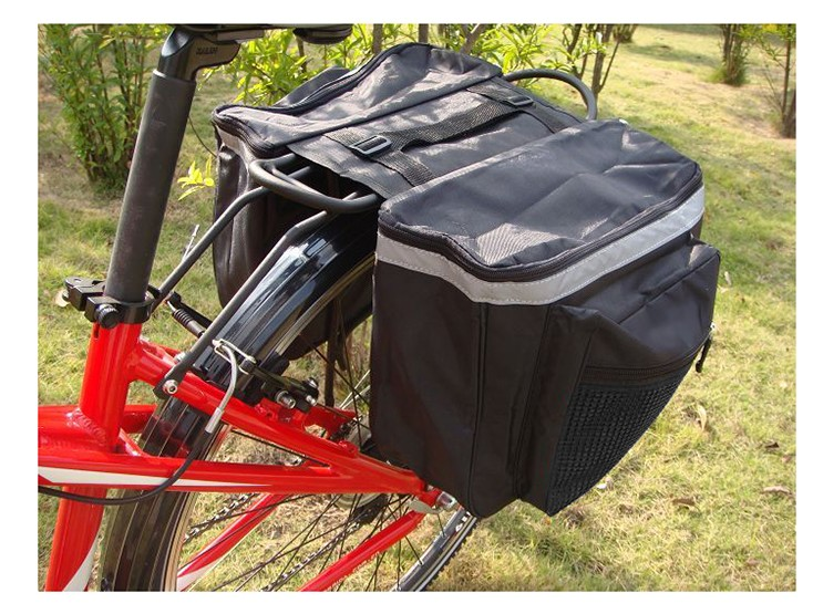 New Giant Cycling Bike Bicycle Rear Rack Seat Pannier Bag