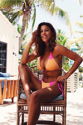 Women Sexy Bikini Set Push-up Bra Brazilian Triangle Beachwear Swimsuit Swimwear