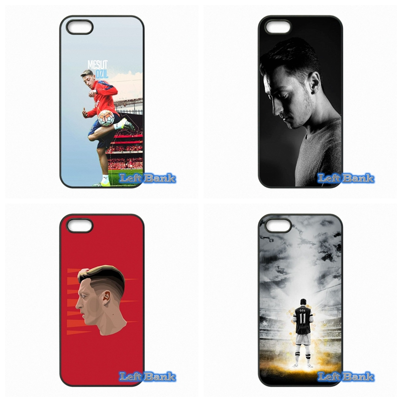 Mesut Ozil Soccer Star Phone Cases Cover For Apple iPhone 4 4S 5 5S 5C SE 6 6S 7 Plus 4.7 5.5 iPod Touch 4 5 6