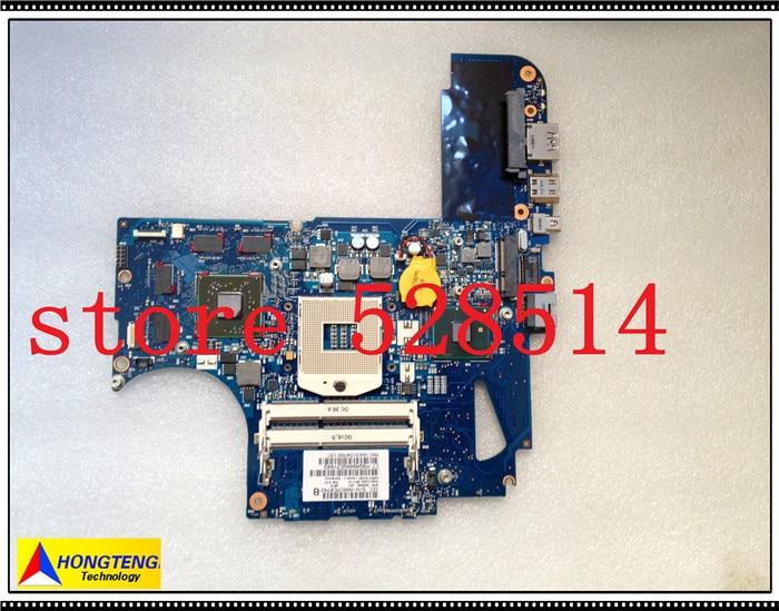 Original Laptop motherboard for HP envy14 Non- Integrated 608365-001 100% Test ok