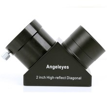 Big sale Angeleyes 2″ Interface High Reflect Diagonal Zenith Prism Monocular Eyepiece Professional Astronomical Telescope Accessories