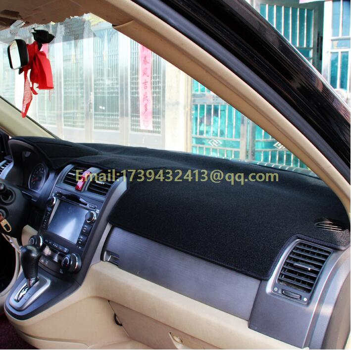 dashmats car-styling accessories dashboard cover for Honda cr-v <font><b>crv</b></font> 2007 2008 2009 2010 2011 2012