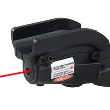 PPT черный загар Тактический красный лазерный прицел для M92 с боковыми канавками для Beretta модель 92 96 M9 GZ200020