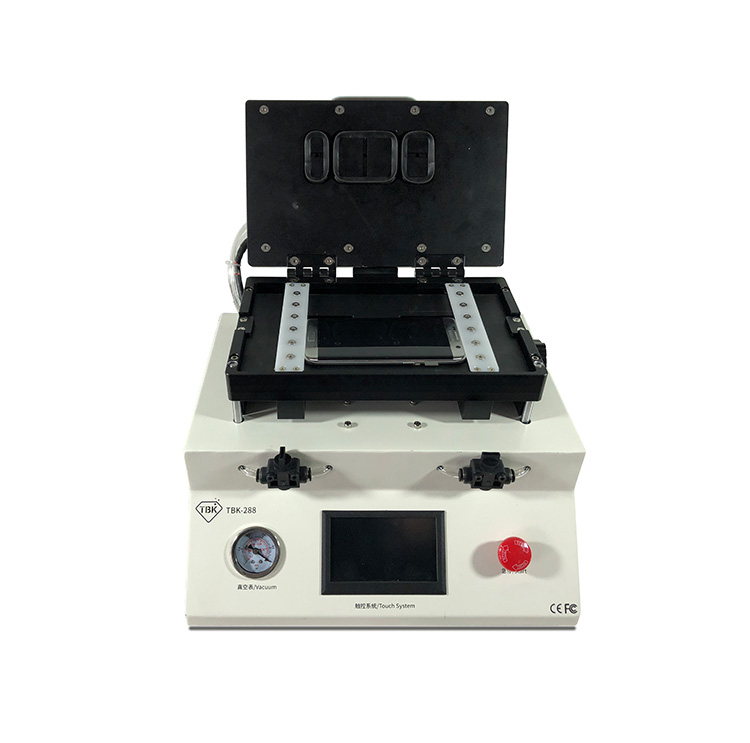 TBK-288 Fully Automatic Mobile LCD Screen Frame Separate Machine for iPhone Samsung Refurbishment