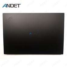 Novo Original para Lenovo ThinkPad E580 E585 Tampa LCD Tampa Traseira Tampa Traseira Tampa Da Caixa Superior Top Shell 01LW413 AM167000100