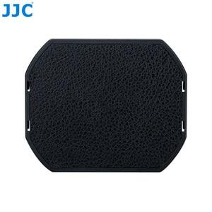Image 2 - JJC عدسة الكاميرا غطاء ل Fujifilm LH XF23 و JJC LH JXF23 عدسة هود 62 مللي متر الأسود قبعات حامي LC JXF23