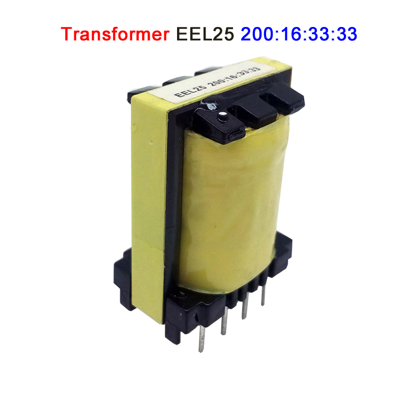 Pulse Transformer high frequency EEL25 200:16:33:33 for welding machine