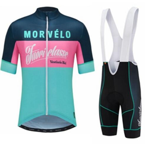 d9c19e863 Morvelo bicicleta Team cycling Jerseys Mtb 2018 Men Summer Short sleeve  maillot pro team Ropa Ciclismo clothing sets