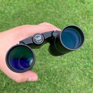 Image 4 - Мощный водонепроницаемый бинокль Shuntu 10X25 ED, призматический Оптический складной телескоп с покрытием SMC Bak4 для кемпинга, охоты, туризма