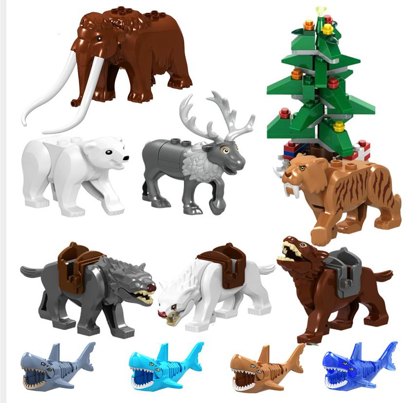 Single Sell Animal World Zoo Model Figure Action Toy Set Cartoon Simulation Animal Lovely Plastics Collection Toy For Kids