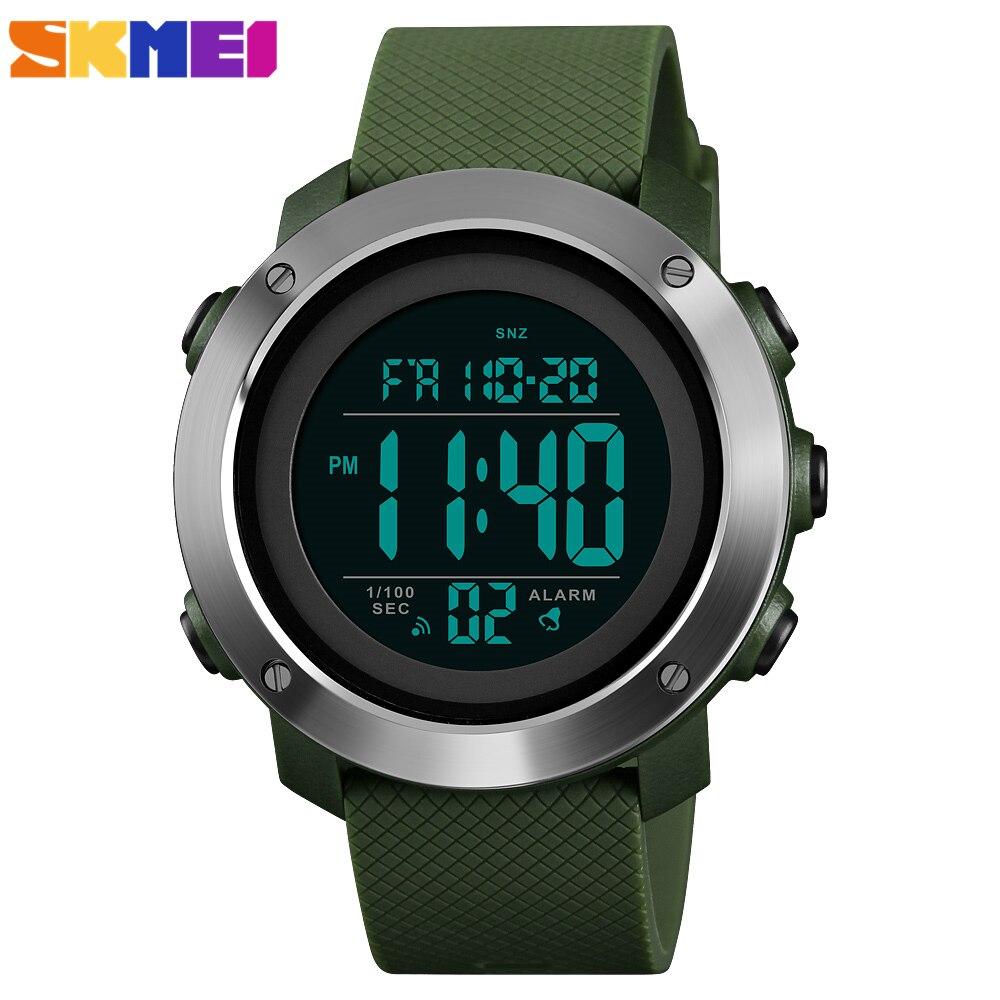 SKMEI Sport Uhr Männer Wasserdichte Digital Uhr Montre Homme Männlichen Uhr Relogio Masculino Mode Luxus Marke männer Armbanduhren