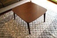 Wood Kotatsu Table Modern Nordic Style Modern Simple Japanese Home Furniture Coffee Tea Center Table For Living Room Tatami