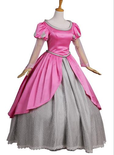 DB23726 ariel mermaid costume-3