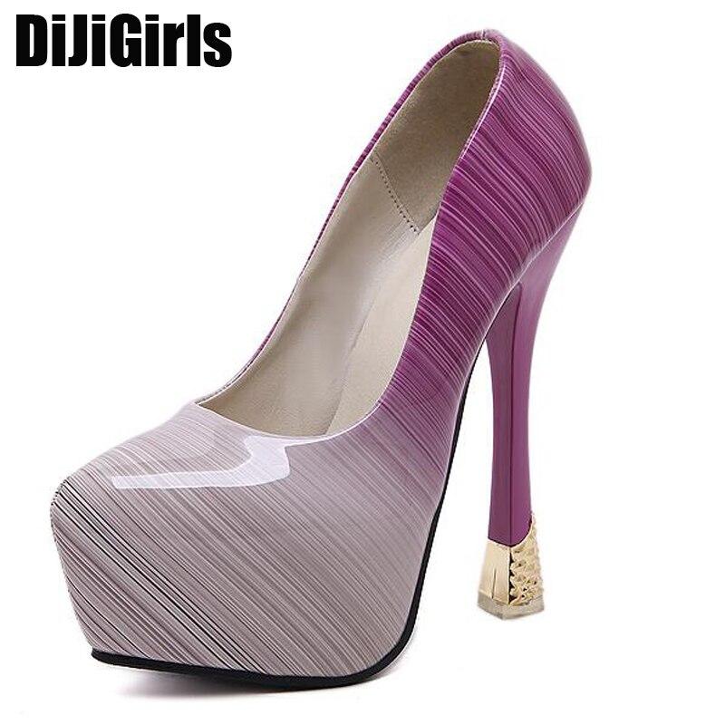 Pink High Heels For Wedding: Pink Heels Wedding Shoes Sexy Green Shoes Womens Pump High
