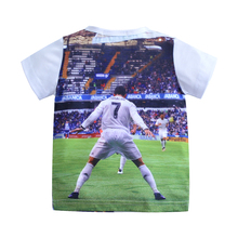 Beautiful Ronaldo Print Design T-Shirt