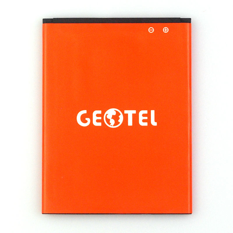 imágenes para Batería Móvil para Geotel HX NOTA, Original Batería de Li-poly 3.8 V 3200 mAh para GEOTEL NOTA Teléfono Móvil