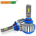 LED Car Light 9006 Headlight Conversion Kit 35w 3500LM Headlamp Replace HID Xenon Kit 12v Fog Car Auto Bulb Lamp Light Bulb