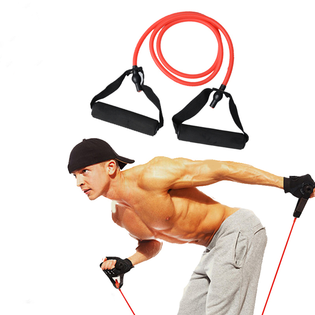 Elastic Resistance Training Fitness Exercise Band