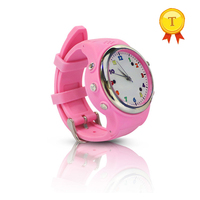2018 best selling Kids baby traditional Smart Watch GPS LBS Children wristWatch with geo fence SOS Calling sim card gps watch
