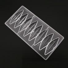 KISS ME Lip Geformte Schokoladenform Küche Backformen Kunststoff Baking Pastry Werkzeuge Polycarbonat Formen Für Schokolade