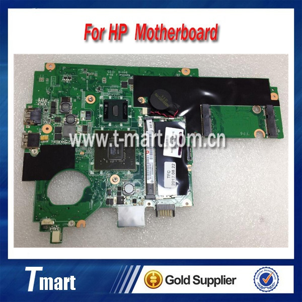 ФОТО 100% working Laptop Motherboard for hp 580000-001 DM1 MINI311 N280 1.66G System Board fully tested