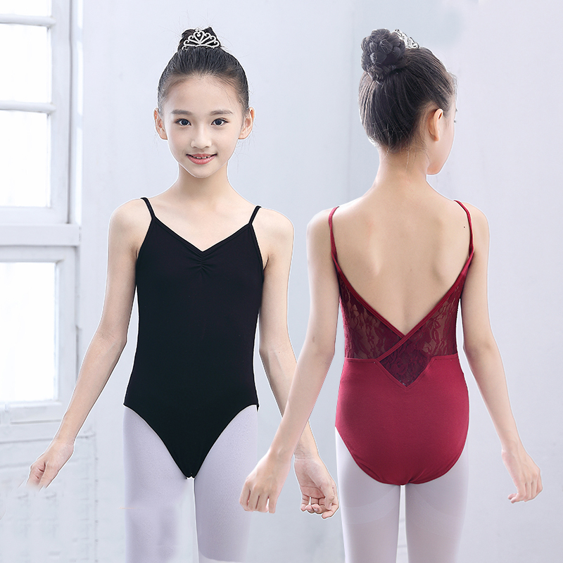 Leotards For Girls Camisole Leotard Lace Dance Leotard Kids Leotard Ballet