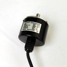 цена на 50mm Incremental Rotary Encoder E50S8 100 200 300 360 500 600 1000 1024 2000PPR Totem Pole Push Pull 8mm Shaft Opto Encoder