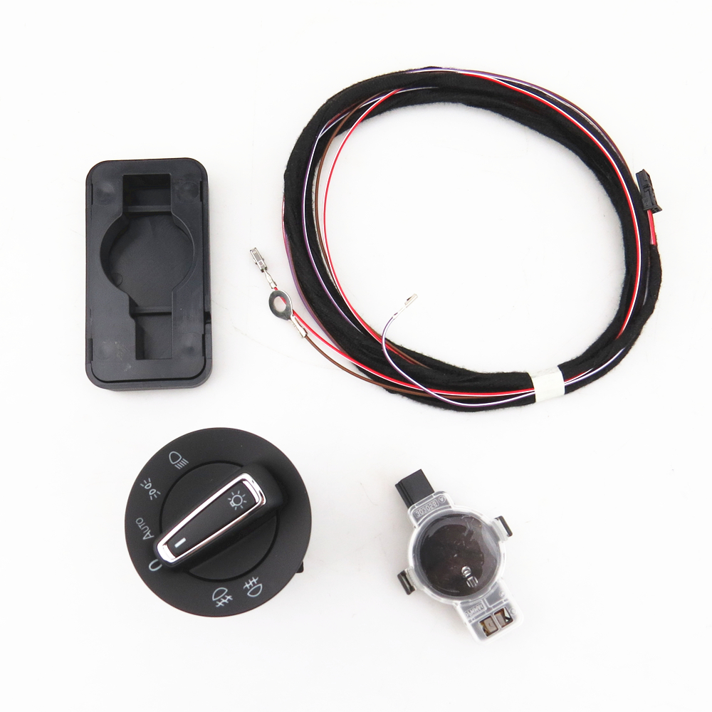 A Style Rain Humidity Sensor Light Auto Headlight Switch Vw Wiring Cable Harness For Golf 7 Mk7 8u0955559c 8u0 955 559 C In Car Switches Relays