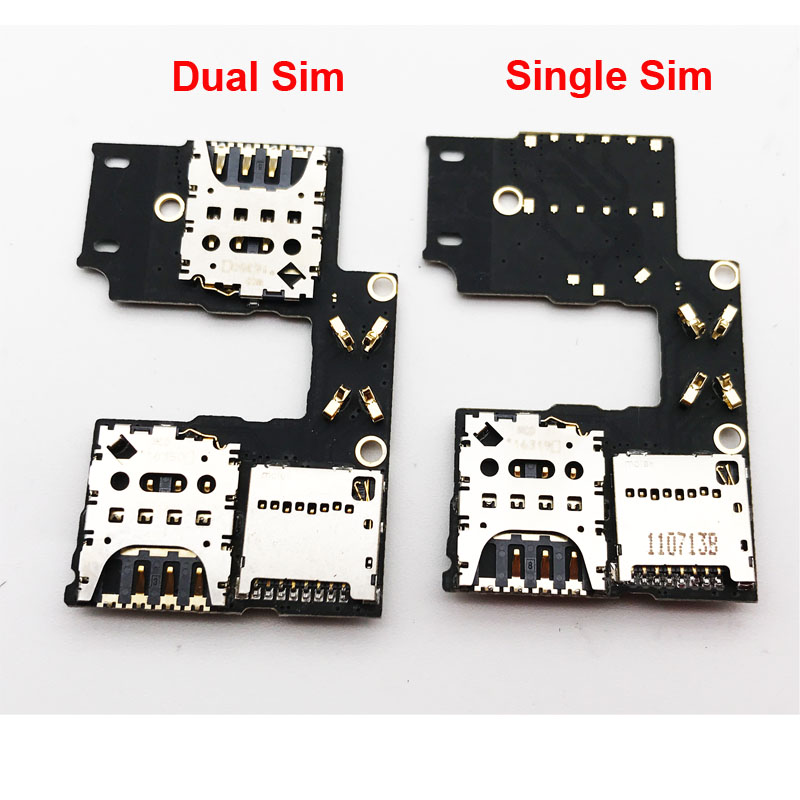 New Dual & Single SIM Card SD Memory Holder Slot Tray Reader Flex Cable Board For MOTOROLA MOTO G3 3rd GEN XT1541 XT1540 XT1548