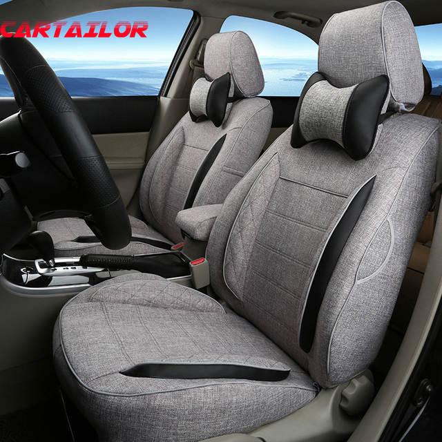 Online Shop Cartailor Cover Seats Custom Fit For Hyundai Elantra