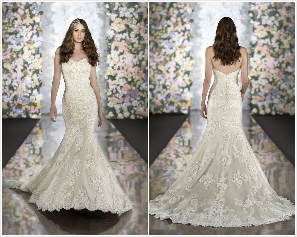 Online get cheap nice wedding gowns for Nice cheap wedding dresses