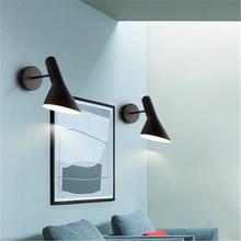 Modern Lamp LED Wall Design Arne Jacobsen Sconce Replica Aj Hanging lights Bedroom Decor Luminaria
