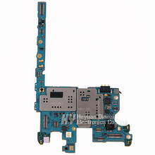 100% Working Europea Version Original Mainboard For Samsung Galaxy NOTE 2 n7100  Motherboard 16gb Unlocked with imei sticker