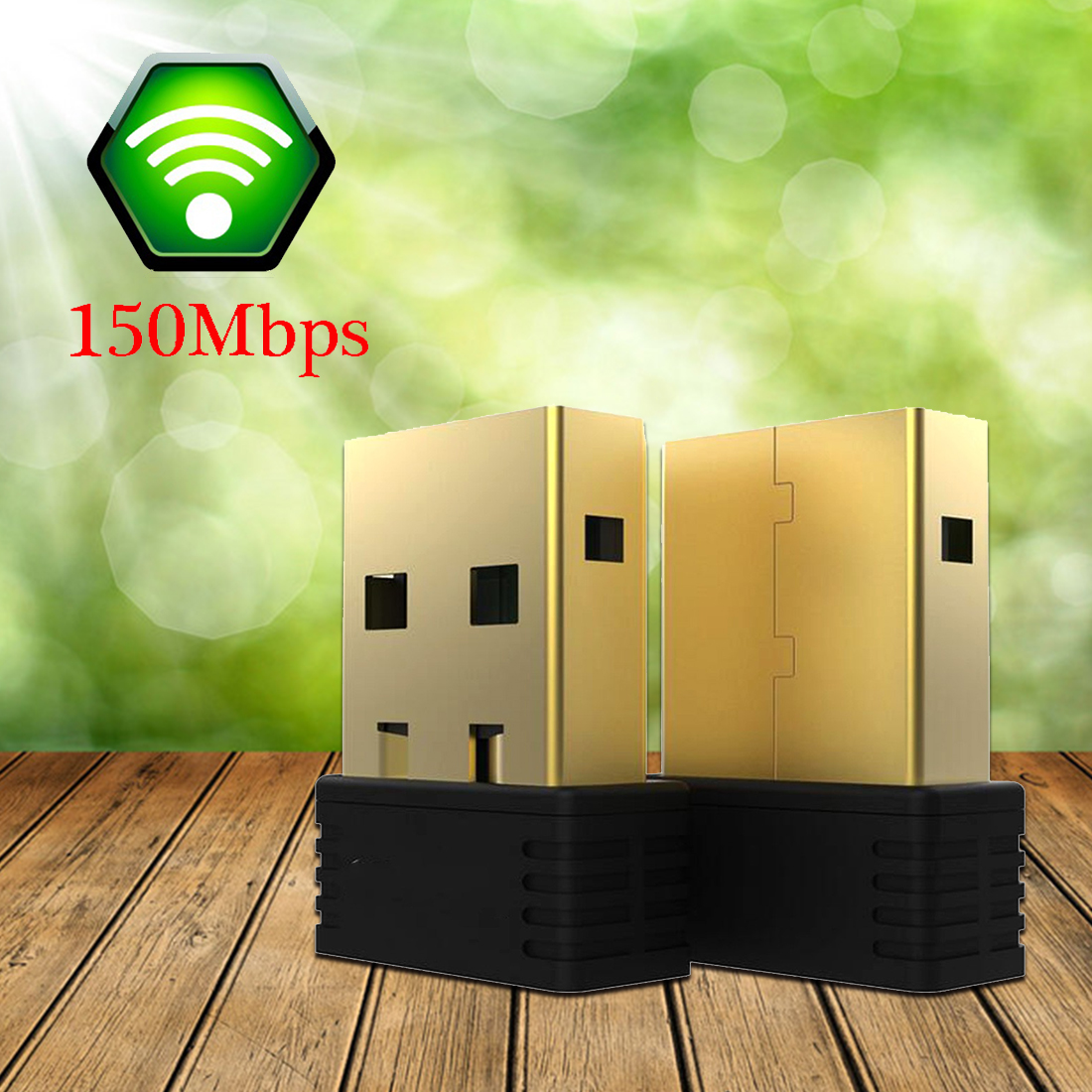 NOYOKERE 150Mbps Nano Wireless USB WiFi adapter Adaptador WiFi Dongle Network Card 802.11n / g / b LAN