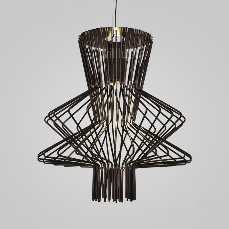 Us 675 0 10 Off Willr Allegretto Ritmico Suspension Lamp Allegro Pendant Light Hanging Lighting Atelier Design Replica Foscarini Restaurant In
