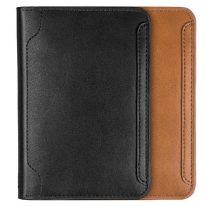 Image 5 - Premium Genuine Leather Passport Holder Passport Cover Russia Case for documents Travel Wallet