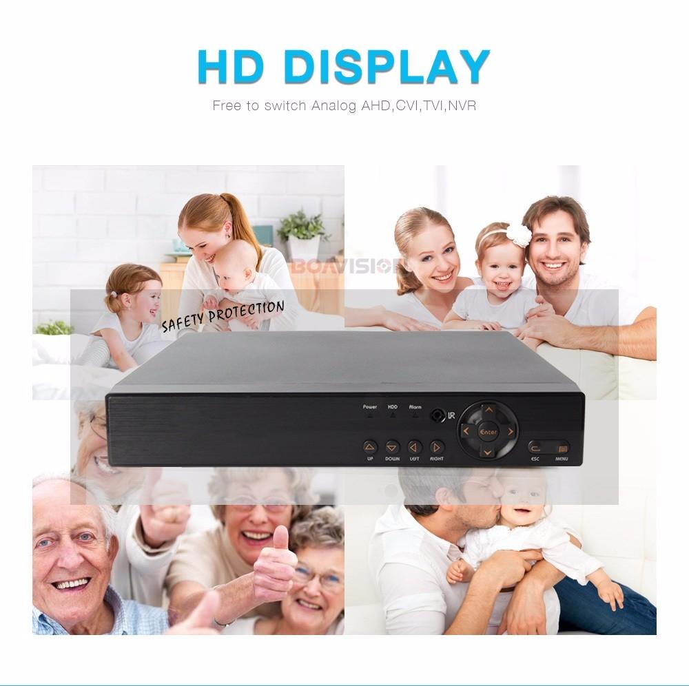 02 4Ch 8Ch 16Ch 1080N DVR