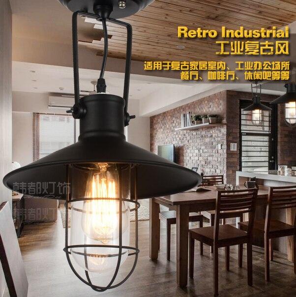 Hando viento americana industrial restaurante retro explosión a ...