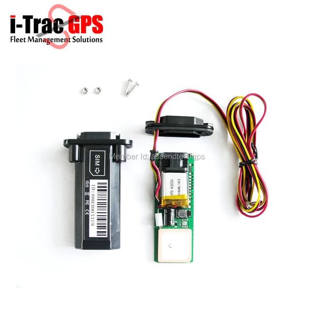 GSM GPRS GPS Tracker untuk Mobil Motor Scooter Kendaraan Truk Mini Tahan Air Real Time Pelacakan Online Pemantauan Tidak Bulanan