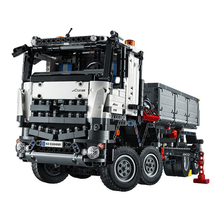 NEW LEPIN 20005 technic series 2793pcs Mercedes -Arocs truck Model Building blocks Bricks Classic Compatible 42043 Boys Gift
