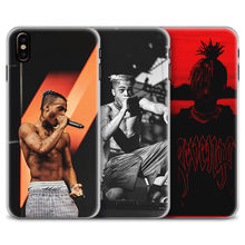 XXXTENTACION Rapper RIP X Coque Phone Case Cover Shell For Apple iPhone 5 5s Se 6 6s 7 8 Plus X XR XS MAX(China)