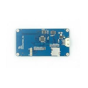 "Image 2 - Nextion 3.2 ""TFT 400X240 resistive מגע מסך תצוגת HMI LCD תצוגת מודול TFT לוח מגע TFT פטל pi"