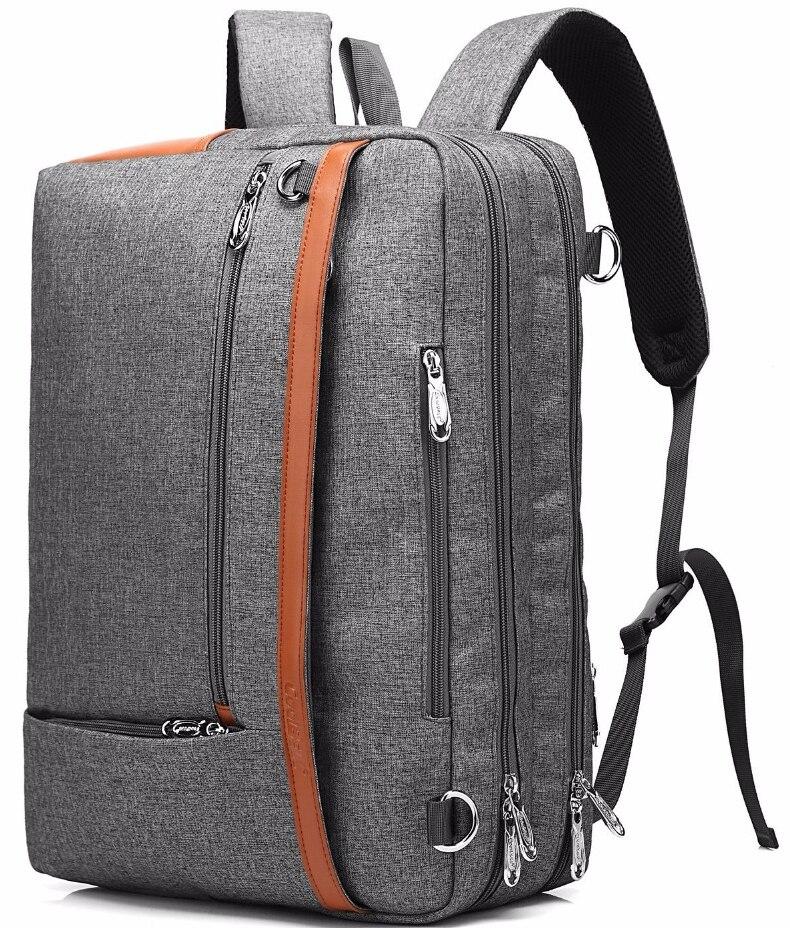 77e7048fdd74 CoolBell messenger Shoulder Nylon portable handbag For macbook pro 17  Laptop bag 17.3 Notebook case computer Shoulders backpack