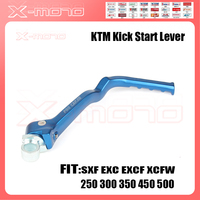 Forged Kick Start Starter Lever Pedal For KTM SXF EXC EXCF XCFW 250 300 350 450 500 Dirt Bike Motorcross Enduro Motorcycle