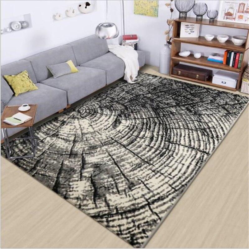 Creative Design Soft Nordic Style Carpets For Living Room Bedroom Kid Room Rugs Home Carpet Floor Door Mat Delicate Area Rug Mat