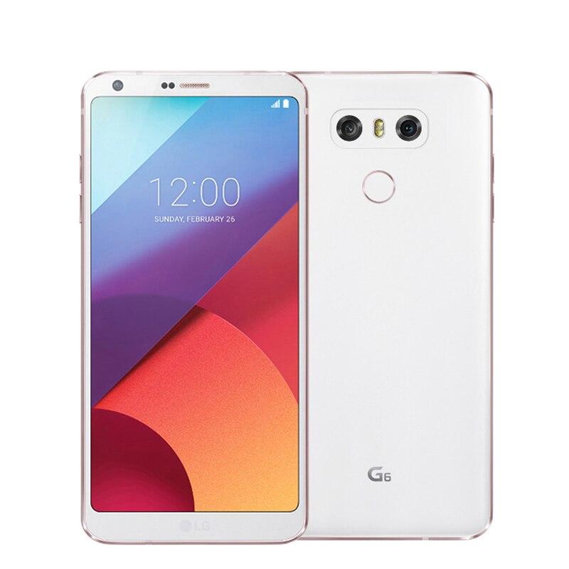 "Image 2 - Original LG G6 Mobile Phone 4G RAM 32G ROM Quad core 13MP Camera Single SIM H871/VS988 LTE 4G 5.7"" Cellphone-in Cellphones from Cellphones & Telecommunications"