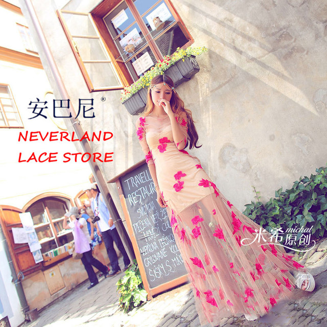 2017 Summer Beach Ladies sexy lace  embroidered shawl sun protection clothing pajamas perspective gauze